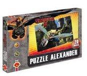 Puzzle Maxi Jak wytresować smoka 2 Pościg