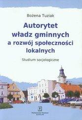 Autorytet władz gminnych a rozwój społeczności lokalnych
