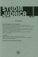 Studia Judaica 2013/02 (32)