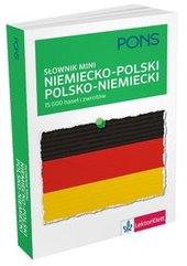Słownik mini niemiecko-polski polsko-niemiecki
