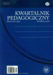 Kwartalnik Pedagogiczny nr 2 2012