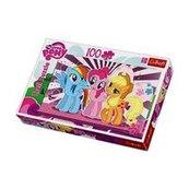 Puzzle 100 My little Pony Przyjaciółki