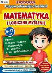 Progres: Matematyka i Logiczne Myślenie 6-13 lat