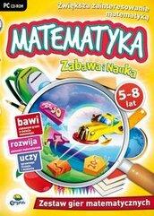 Zabawa i Nauka: Matematyka 5-8 lat