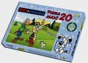 Puzzle Maxi 20 Asteriks&Obeliks W Brytanii