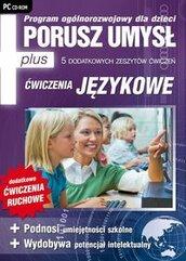 Porusz umysł Plus ćwiczenia językowe