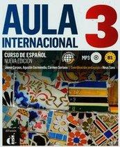 Aula internacional 3 Curso de espanol + CD