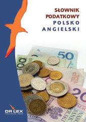 Polsko-angielski słownik podatkowy