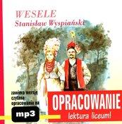 Wesele Stanisław Wyspiański