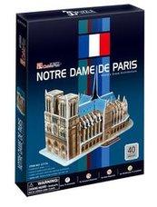 Puzzle 3D Katedra Notre Dame w Paryżu 40