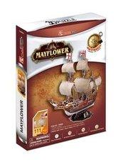 Puzzle 3D Żaglowiec Mayflower 111