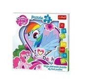 Puzzle My Little Pony Rainbow Dash - Baby Fun 8