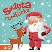 Zimowe bajeczki Święta reniferka