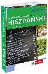 Słownik tematyczny hiszpański