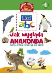 Jak wygląda anakonda Encyklopedia zwierząt dla dzieci
