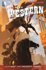 All Star Western Tom 2 Wojna Lordów i Sów
