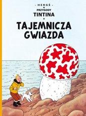 Przygody Tintina Tajemnicza gwiazda Tom 10