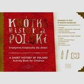 Krótka Historia Polski kreatywna książeczka dla dzieci