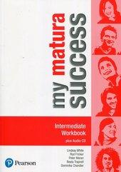 My matura Success Intermediate Workbook + CD