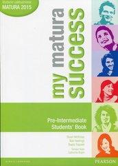 My matura Success Pre-Intermediate Students Boook