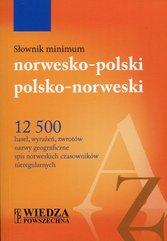 Słownik minimum norwesko-polski polsko-norweski