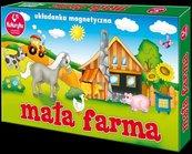 Mała farma Układanka magnetyczna