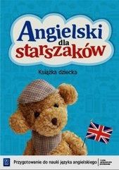 Angielski dla starszaków Książka dziecka + CD