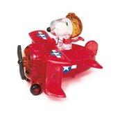 Snoopy w samolocie Crystal Puzzle