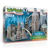 Puzzle 3D Wrebbit New York Midtown East 875