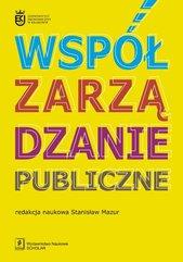Współzarządzanie publiczne