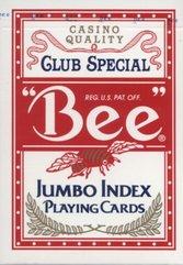 Karty do gry Bee Jumbo Index