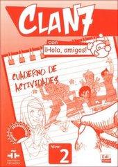 Clan 7 con Hola amigos 2 Ćwiczenia