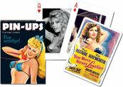 Karty do gry Piatnik 1 talia Pin-ups