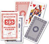 """Karty do gry Piatnik 1 talia, Typ """"595"""""""