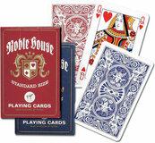 """Karty do gry Piatnik 1 talia Popularne """"Noble House"""""""