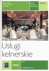 Usługi kelnerskie Podręcznik Kwalifikacja T.10