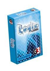 Logic Cards zestaw niebieski
