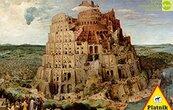 Puzzle Piatnik Wieża Babel 1000