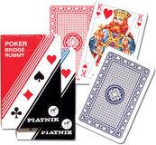 Karty do gry Piatnik 1 talia, Standard