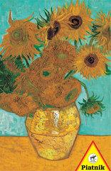 Puzzle Piatnik van Gogh Słoneczniki 1000