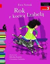 Czytam sobie Rok z kocicą Izabelą Poziom 3