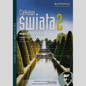 Ciekawi świata 2 Matematyka Podręcznik Zakres rozszerzony