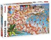 Puzzle 1000 Piatnik Ryuer Plaża