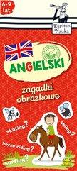 Zagadki obrazkowe Angielski 6-9 lat
