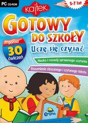 Gotowy do szkoły Uczę się czytać