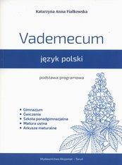 Vademecum język polski Podstawa programowa