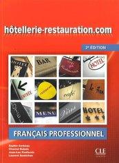 Hotellerie restauration.com 2 edition podręcznik + DVD