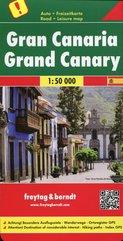 Gran Canaria 1:50 000 Mapa samochodowa