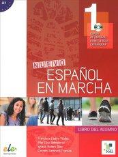 Nuevo Espanol en marcha 1 Podręcznik + CD