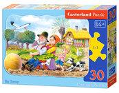 Puzzle konturowe Big Turnip 30
